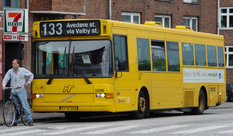 Connex 5096 ved Valby st.