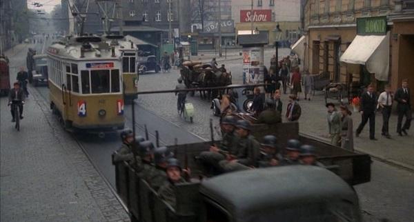 """Sporvognsscene fra """"Drengene fra Sankt Petri"""" (1991)"""