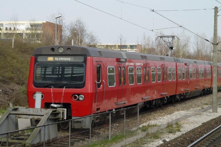 S-tog af tredje generation i Høje Taastrup