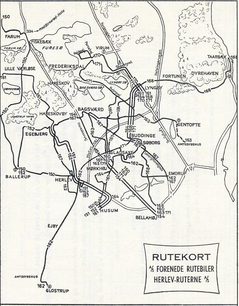 Rutekort for Forenede Rutebiler (1971)