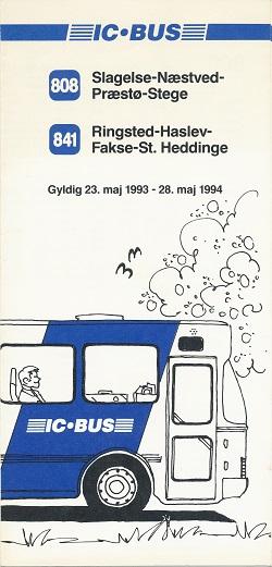IC-busfolder 1993