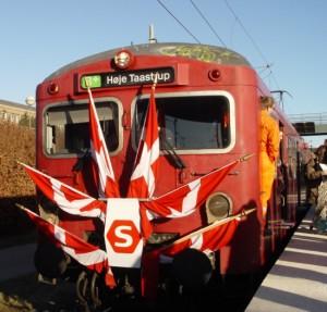 Sidste gamle S-tog