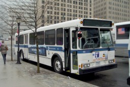 Orion V-bus nr. 153 i New York