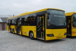 Bus fra Partner Bus
