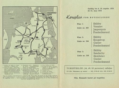 Simonsen-køreplan - omslag
