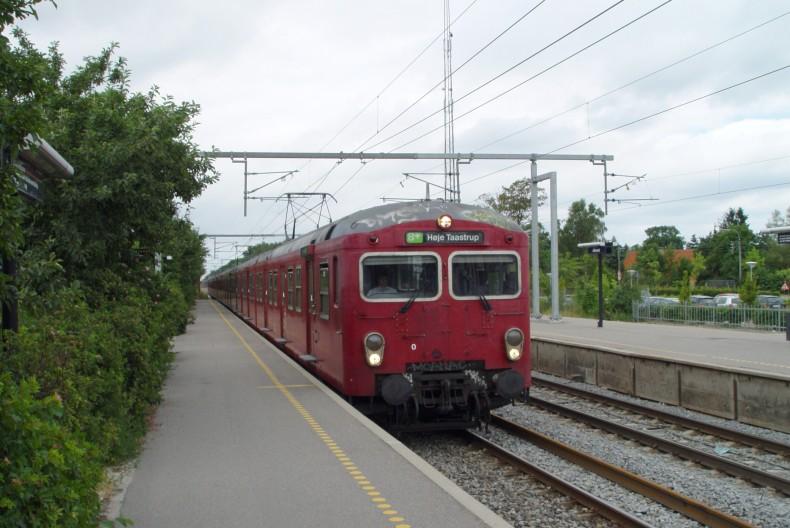 S-tog af anden generation i Allerød