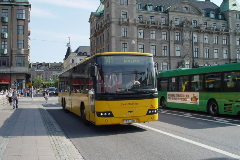 Connex 2673 ved Malmö C