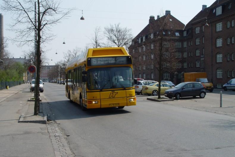 DAB 15-1200C (1998) leveret til Bus Danmark som...