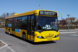 Movia-gul bus i Ballerup
