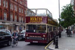 The Big Bus Company HD159 i London