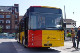 Netbus 8444 forfra p� Tofteg�rds Plads