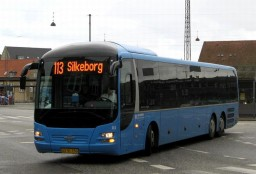 Partner Bus 113 ved �rhus rtb.
