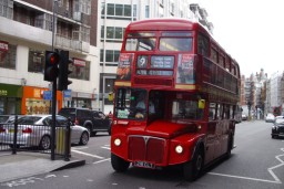 Routemaster RM1218 fra First i London