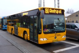 Anchersen Rute 3207 ved Gladsaxe Trafikplads