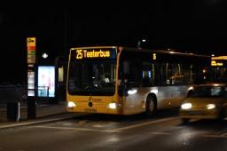 klampenborg station nat