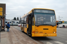 Arriva 1160 p� Ringsted st.
