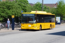 Arriva 1502 ved Valby st.