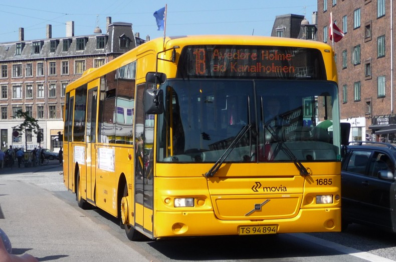 Arriva 1685 ved Valby st.