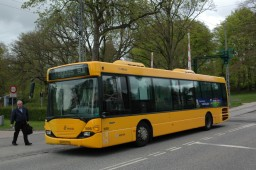 Arriva 1695 ved Fuglevad st., Lyngby