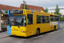 Arriva 1773 ved Glostrup st.