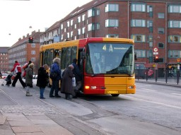 Arriva 1917 ved Valby st.
