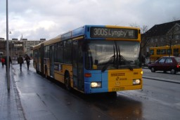 Arriva 1984 ved Glostrup st.