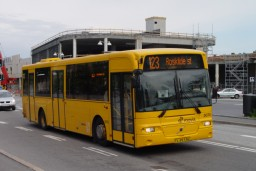 Arriva 3070 ved Glostrup st.