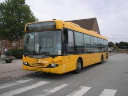 Arriva 5803 p� Ringsted st.