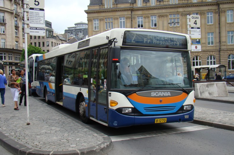 AVL 188 i Luxembourg