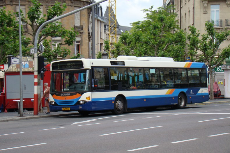 AVL 211 i Luxembourg