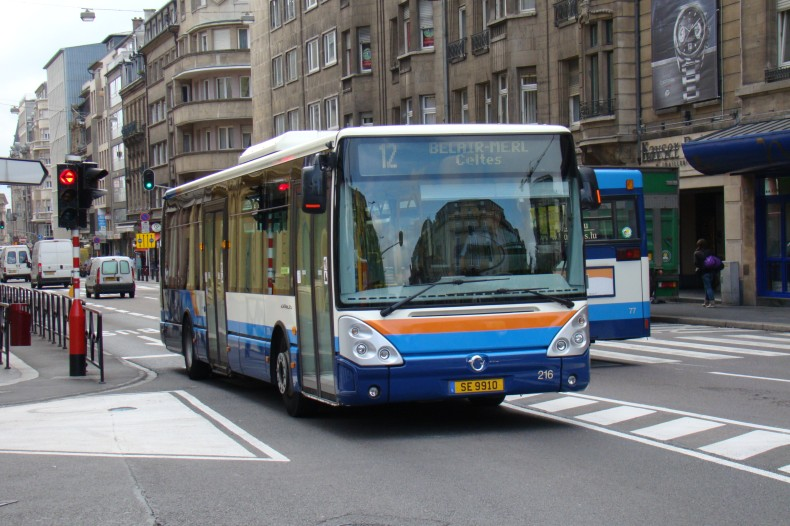 AVL 216 i Luxembourg