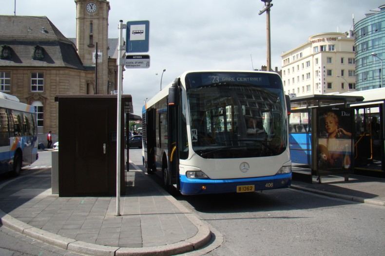 AVL 406 i Luxembourg