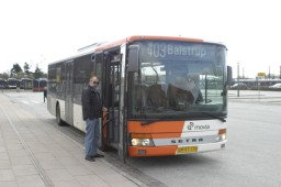 Bybus i Ringsted