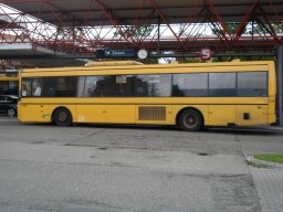 City-Trafik 2509 ved Farum st.