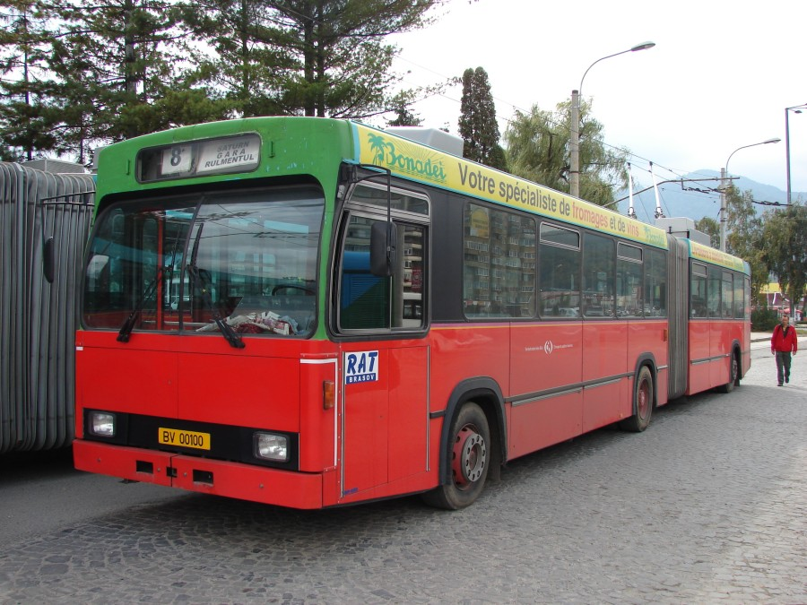 bus til rumænien