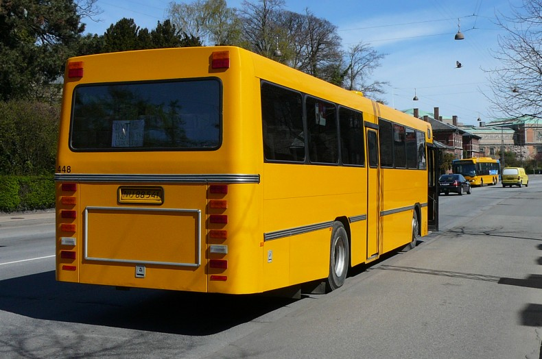 busser københavn kort
