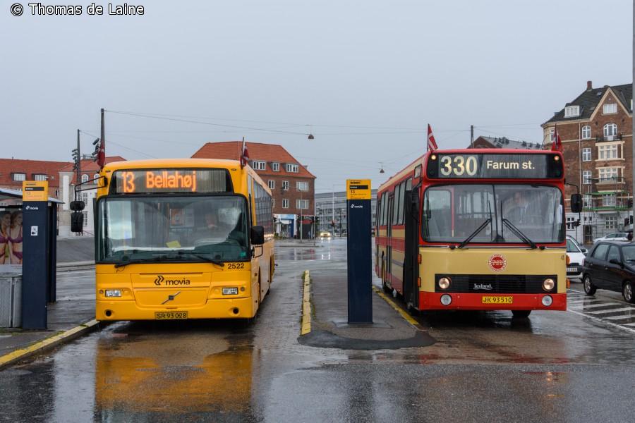 Birkerød Bus Compagni 43 på Bellahøj