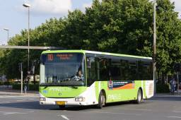 Arriva 4133 p� Thomas B. Thriges Gade, Odense