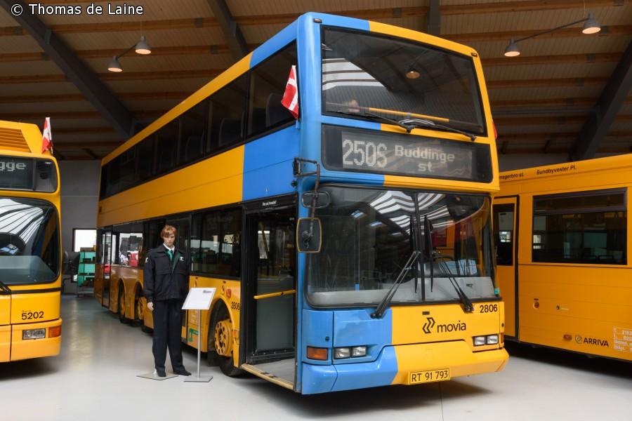 City-Trafik 2806 i busudstillingshallen