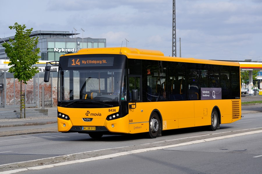 VDL Citea SLE 120 (2013) leveret til Nettbuss...