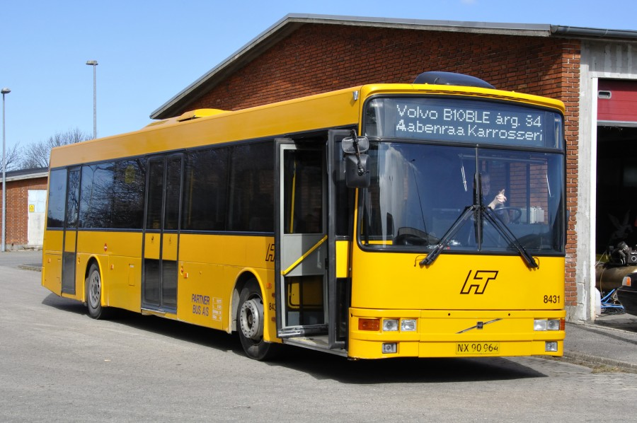 Partner Bus 8431 i Sjælsmark
