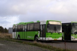 Tide Bus 8054 i Årslev